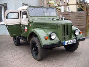 GAZ-69_Frontansicht