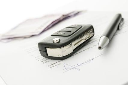 Sprzedaż samochodu umowa