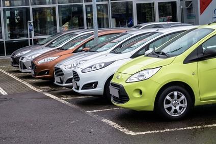 skup samochodów służbowych