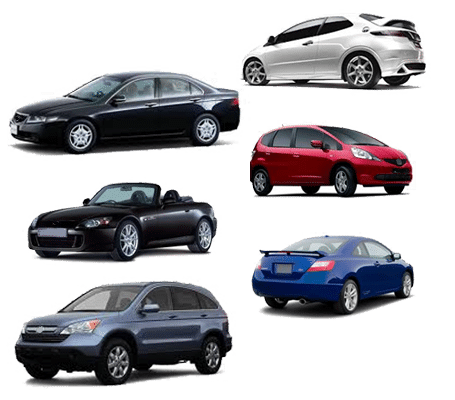 Skup samochodów honda